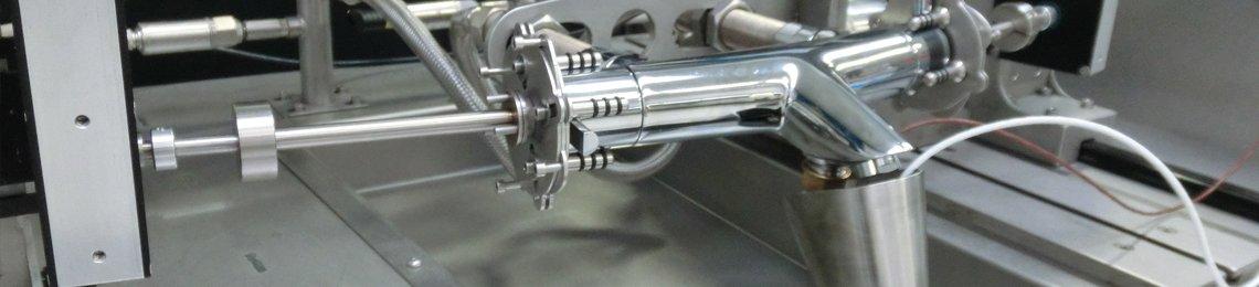 Thermostatmischer Prufstand Leistung hydraulisch