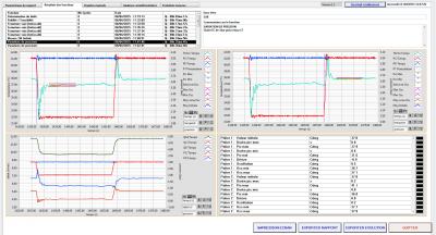 Automatische Analyse und Protokollsoftware