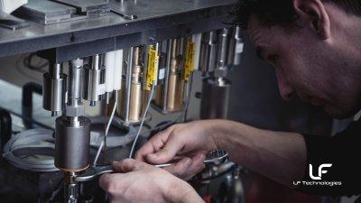 Know-How Wartung mechanische Montage