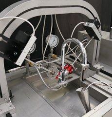 Pruf Stand Leistung mechanisch Mischbatterie