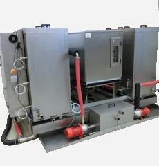 Warm und Kaltwassererzeuger